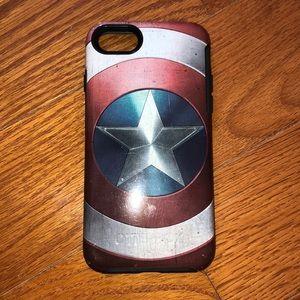 Captain America Otterbox